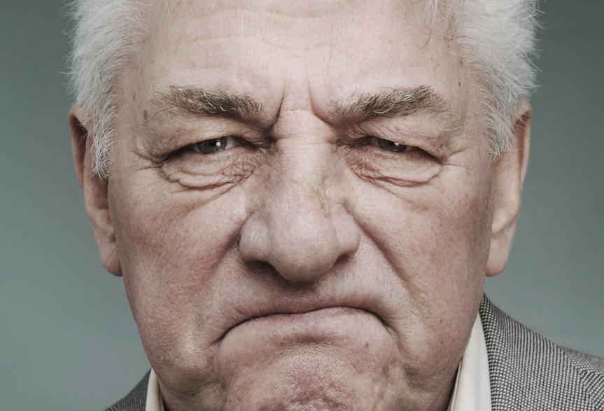 GrumpyMan