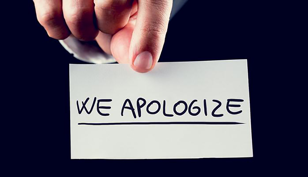 Image result for lgbtq apology